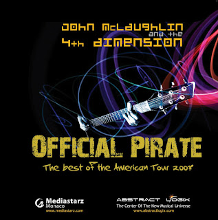 John McLaughlin And The 4th Dimension - 2007 - Official Pirate