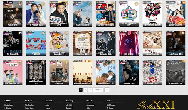 situs nonton drama korea terlengkap
