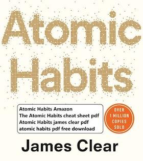 Atomic Habits pdf 7 Shocking Facts   Atomic Habits amazon download