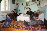 Uzbekistan, Fergana, Nabijon, Zafar, topchan, © L. Gigout, 2012