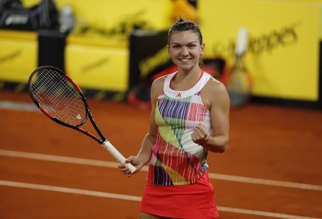 madrid 2016 Simona Halep Dominika Cibulkova finala madrid open 2016 rezumat video youtube highlights Simona Halep vs Dominika Cibulkova 7 mai 2016 video rezumatul meciului halep vs cibulkova 6-2 6-4 07.05.2016 halep a castigat finala turneului de la madrid