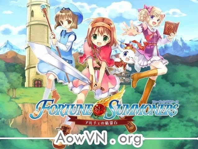 AowVN Fortune AowVN.org m%2B%25287%2529 - [ RPG ] Fortune Summoners: Secret of the Elemental Stone | Game PC phiêu lưu cực hay