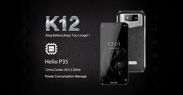 OUKITEL K12 Powerful Performance