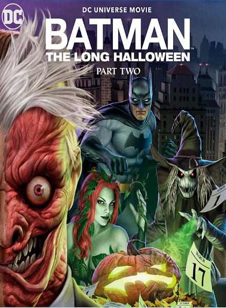 descargar Batman: The Long Halloween, Parte 2 en Español Latino