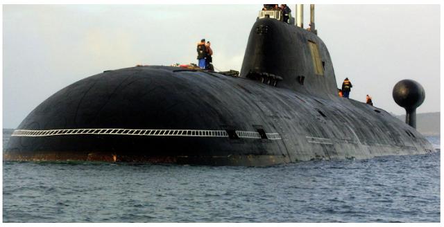 Πύρινη κόλαση σε Ρωσικό υποβρύχιο – 14 νεκροί!
