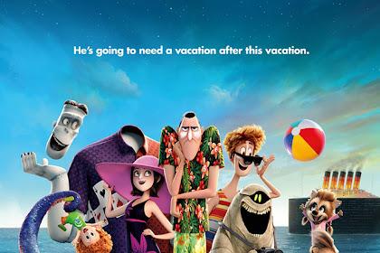 Hotel Transylvania 3: Summer Vacation (2018) Sinopsis, Informasi