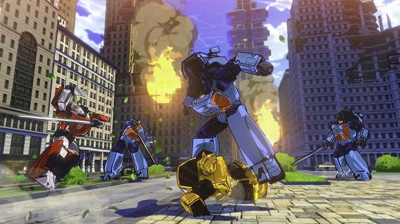 Transformers Devastation PC Full Version Screenshot 2