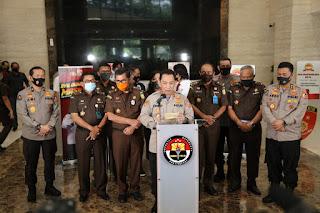 Ada Dugaan Pidana, Bareskrim Tingkatkan Kasus Kebakaran Kejagung ke Penyidikan