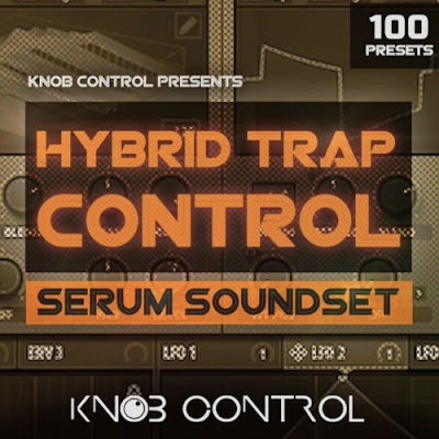 Hybrid Trap Control - Serum Soundset, free serum presets download, trap serum presets