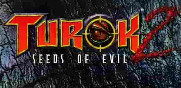 portada del juego de Turok 2 en Español Nintendo 64 para descargar aqui