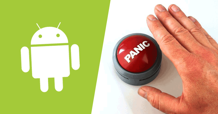 android-panic-detection-mode