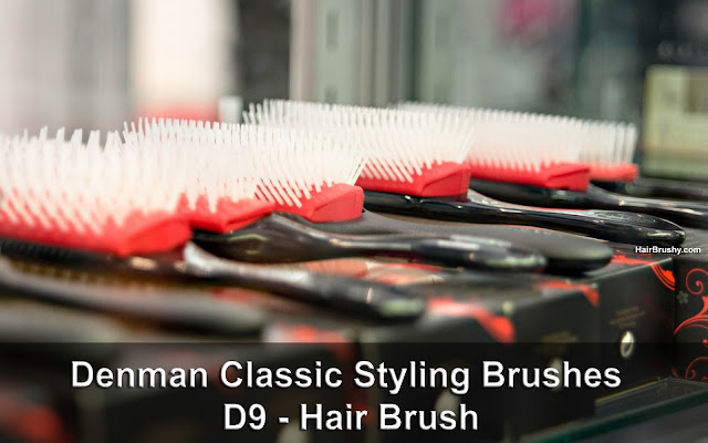 Denman Classic Styling Brushes - D9 - Hair Brush