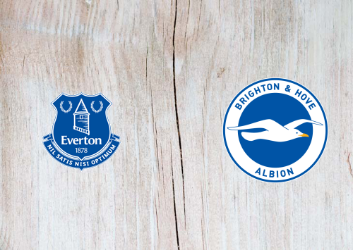 Everton vs Brighton & Hove Albion -Highlights 03 October 2020