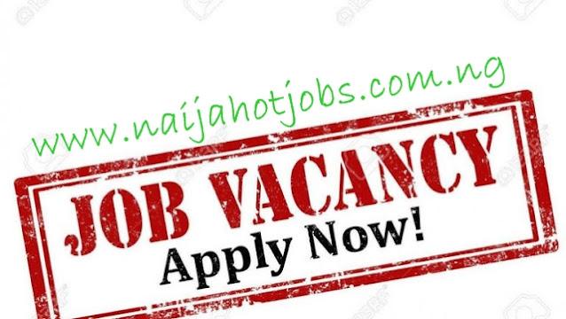 Job Vacancies in a Nigerian Oil & Gas Company