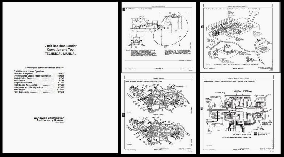 Manual Partes Case 580 M