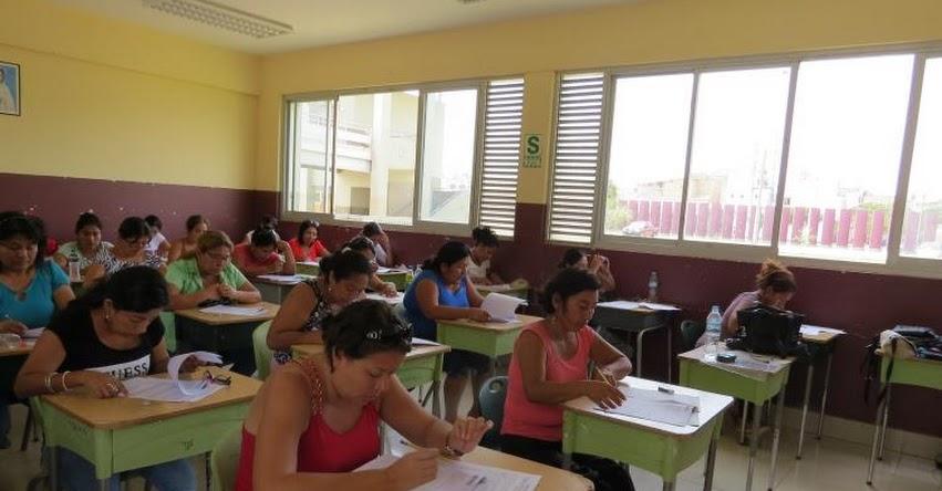 NOMBRAMIENTO DOCENTE: 237 profesores lograron ingresar a la Carrera Pública Magisterial 2018