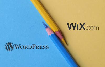 Wix vs WordPress   Full Details About Wix vs WordPress