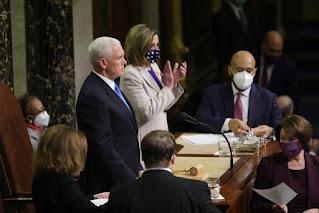 Congress approves Biden victory