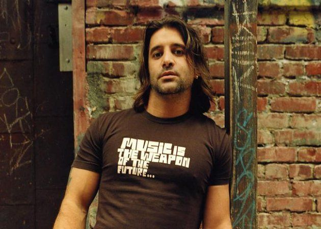 Music Is the Weapon of the Future T-Shirt Creed Scott Stapp. PYGOD.COM