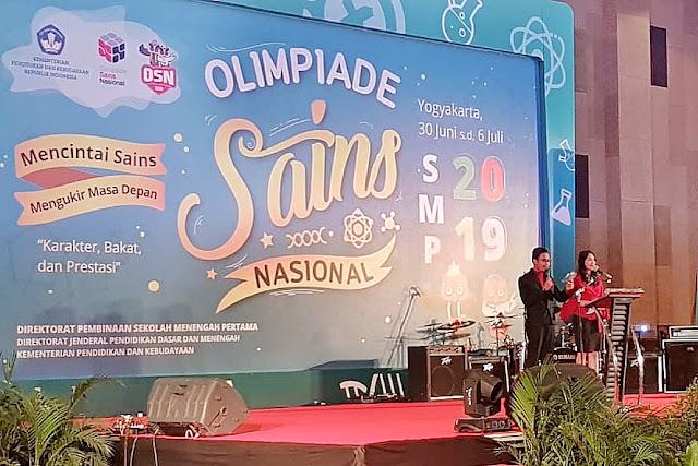 Olimpiade Sains Nasional (OSN) 2019