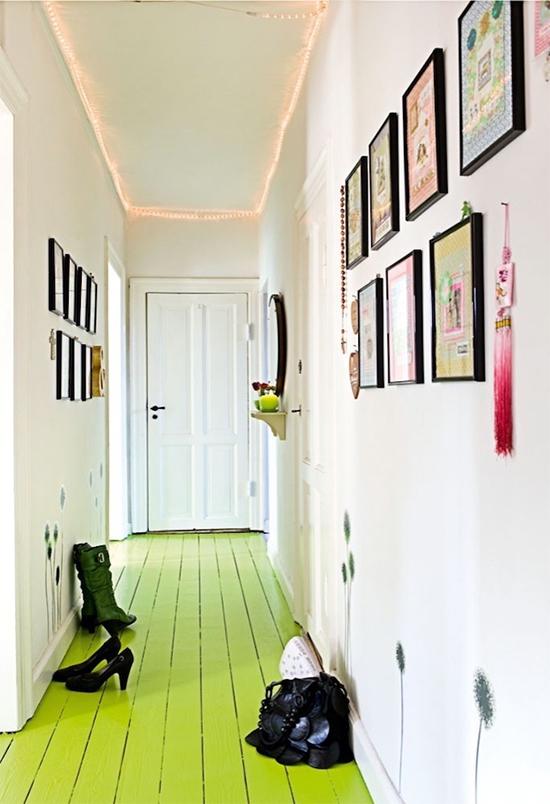 greenery a casa eh sua, acasaehsua, decoração, decor, home decor, home design, interior design, interior, piso colorido