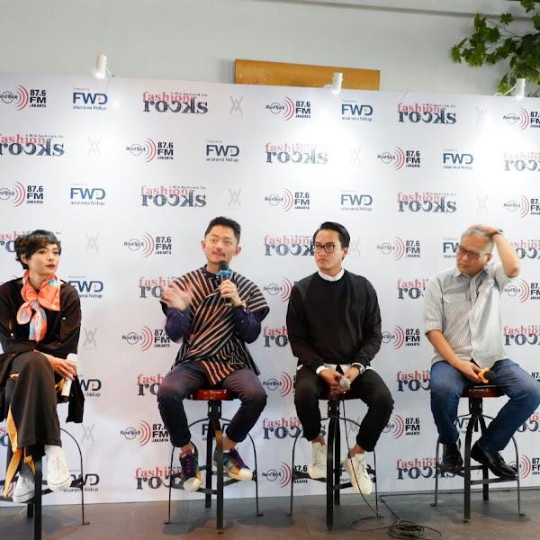 FWD Fashion Rock Acara Yang Terinspirasi Dari FWD Life BEBAS  IKHTIAR
