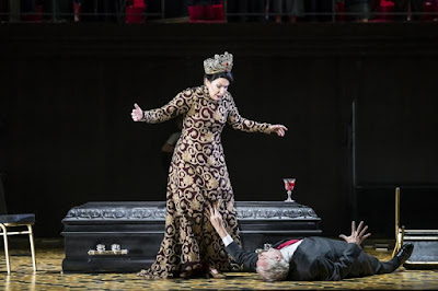 Rossini: Semiramide - Joyce DiDonato - Royal Opera (Photo Bill Cooper)