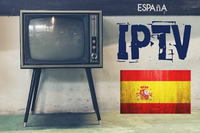IPTV TDT ESPAÑA DESCARGA M3U