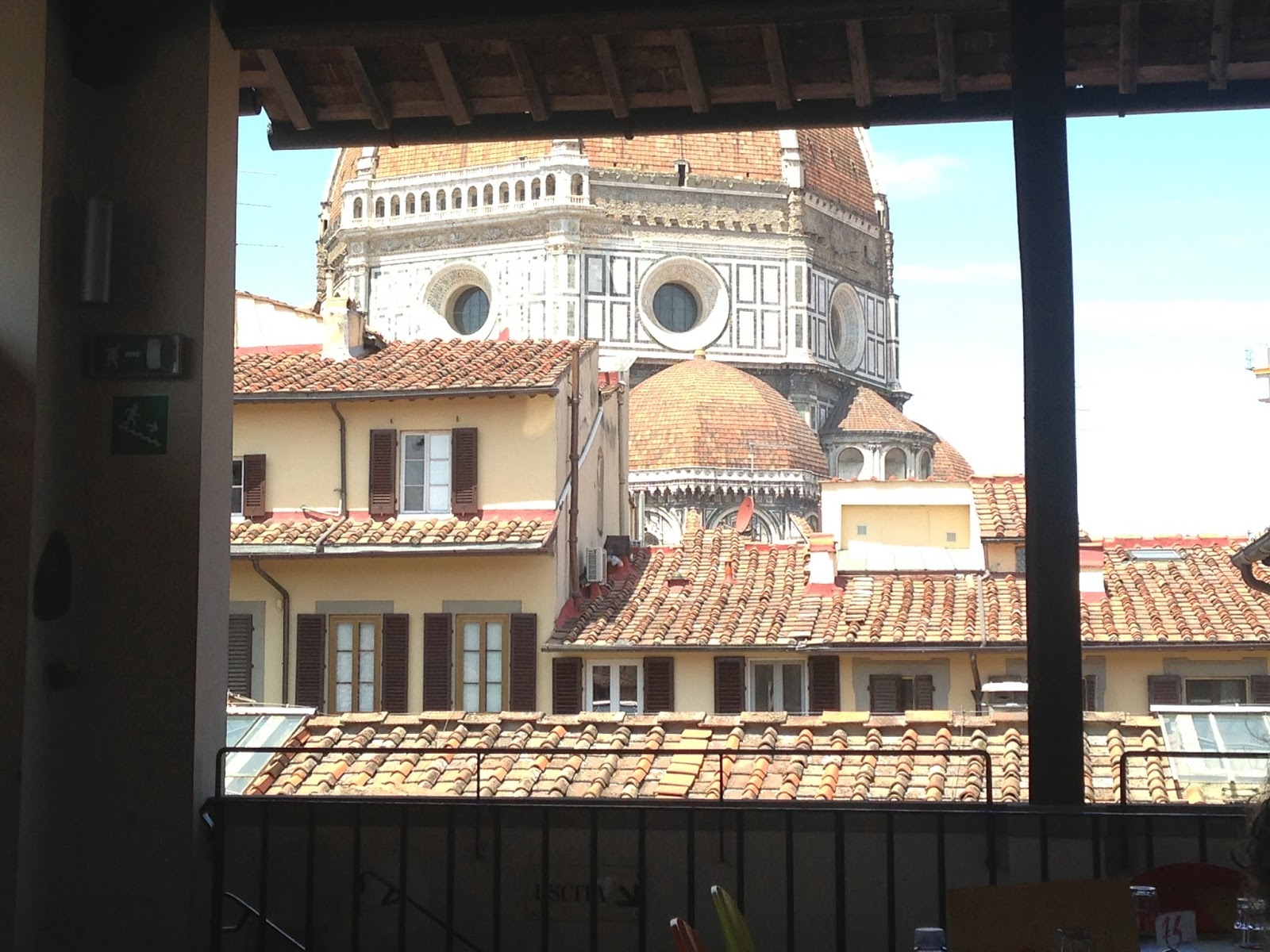 Food Style Hotel Baglioni Florence