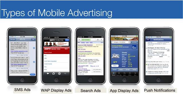 Mobile Advertising, Internet Marketing
