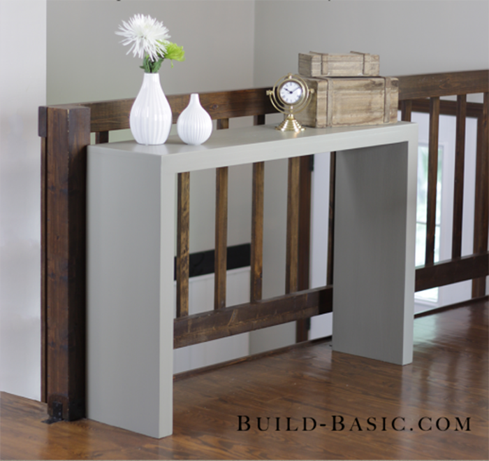 Amazing 5 Diy To Try Console Tables Ohoh Deco Machost Co Dining Chair Design Ideas Machostcouk