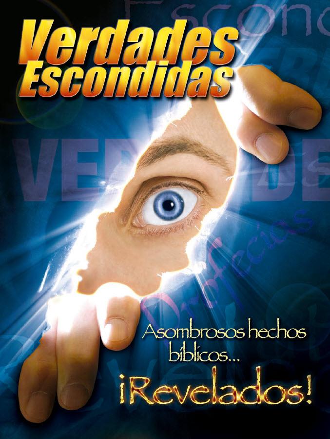 Revista: Verdades escondidas   Asombrosos hechos bíblicos revelados   Amazing Facts