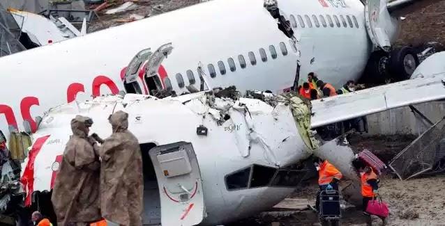 Τουρκία: Έρευνα για εγκληματική αμέλεια των πιλότων του αεροσκάφους που συνετρίβη (ΒΙΝΤΕΟ)