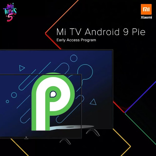 """Mi Tv Android Pie Update For ( 4A 32"""" And 43"""" )"""