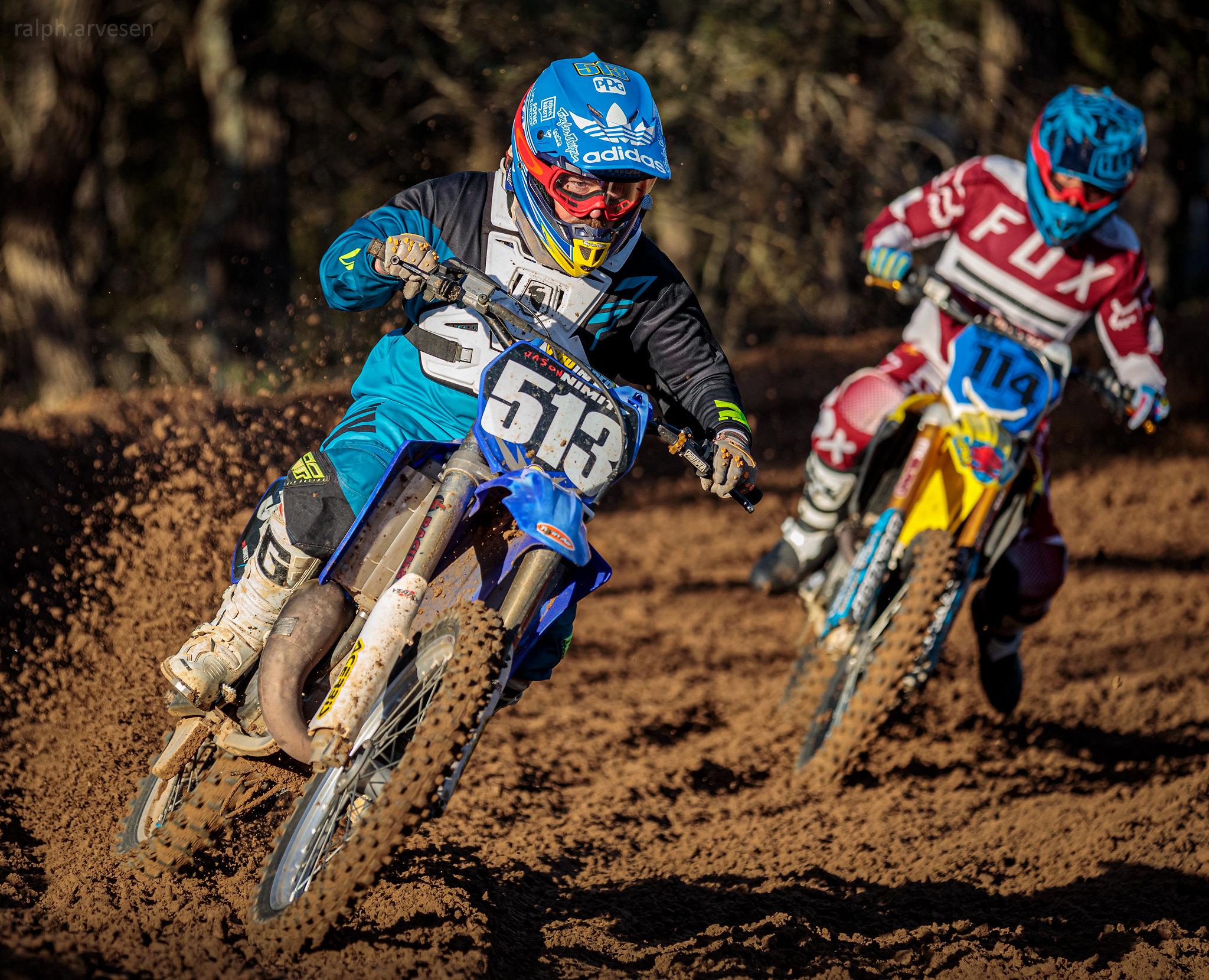 Motocross Race for St. Jude Children's Hospital | Texas Review | Ralph Arvesen