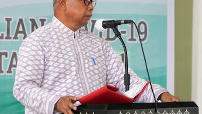 Sukiman Minta Penanganan Covid-19 di Lombok Timur Kembali Diperkuat