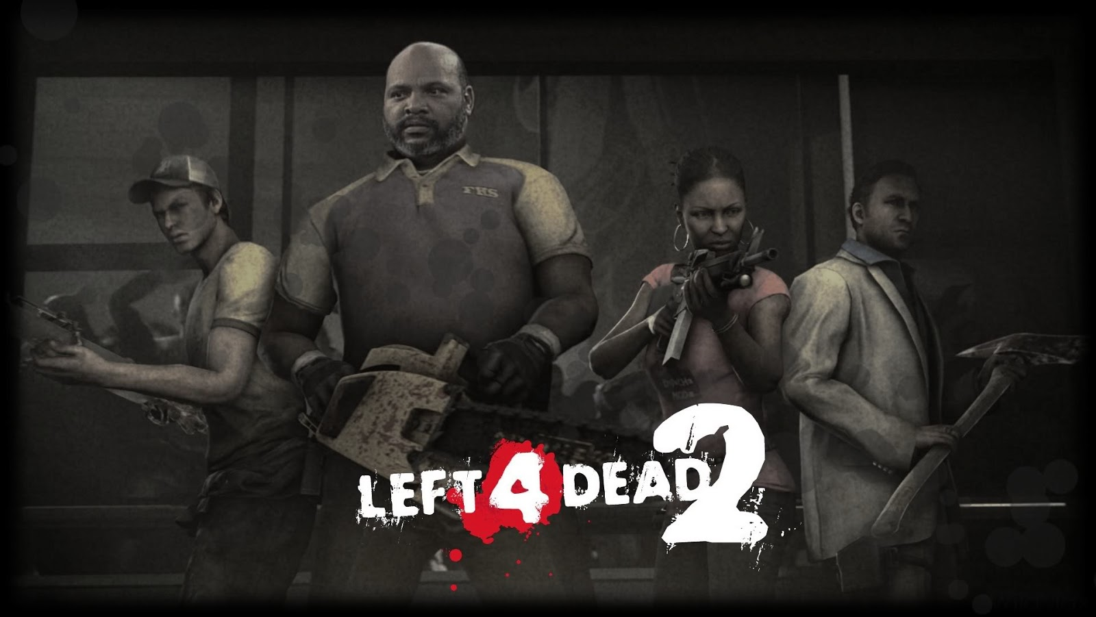Free Full Version PC Games Download BRGames: Left 4 Dead