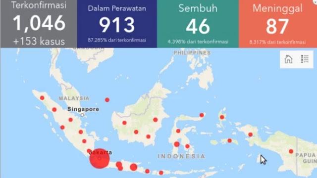 5 Provinsi di Indonesia Ini 'Bebas' Virus Corona
