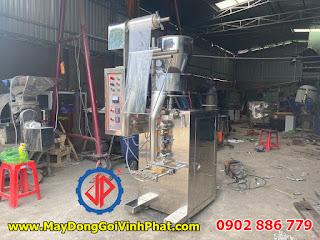 Máy đóng gói tự động của Cty Vĩnh Phát sản xuất