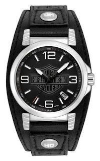 Harley Davidson Men's Bulova 76B163