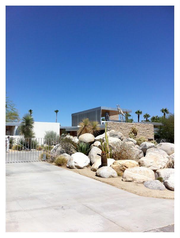 LOS VACIOS URBANOS _ Clara Nubiola RICHARD NEUTRA  Kaufmann Desert House  Palm Springs