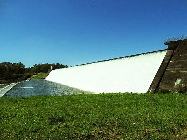 A Barragem do Blang fica no Rio Santa Cruz, em São Francisco de Paula