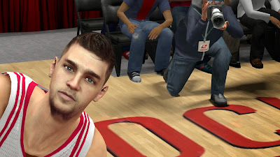 Chandler Parsons Hairstyle