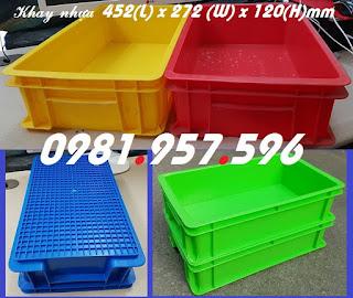 Thùng nhựa đặc B2, sóng nhựa công nghiệp