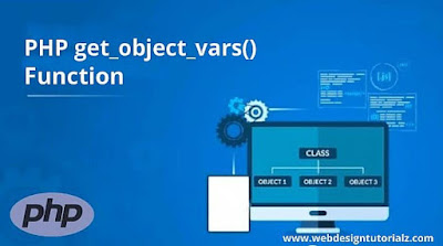 PHP get_object_vars() Function
