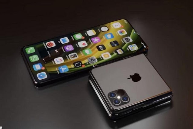 Apple Foldable Phone Concept