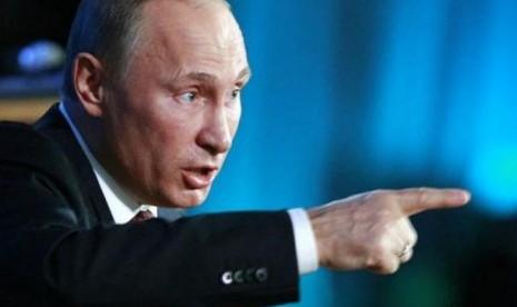 Putin: Pasukan Kita di Suriah Untuk Membela Kepentingan Rusia dan Melindungi Warga Sipil!