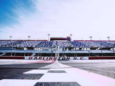 Darlington Speedway #NASCAR Triple Header Detailed Schedule