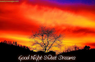 good night sweet dreams cards
