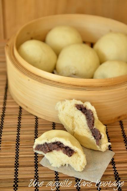 dou-sha-bao-pain-vapeur-chinois-haricot-rouge-azuki